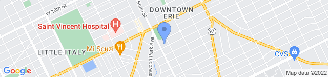 Collegiate Academy is located at 2825 State Street, Erie, PA 16508