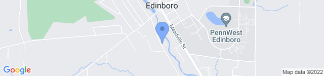 Borough of Edinboro is located at 301 Water St Ext, Edinboro, Pennsylvania 16412