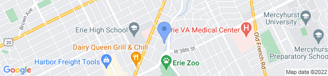 Erie Fire Department is located at 311 Marsh St, Erie, PA  16508
