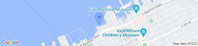 Erie Water Works is located at 340 West Bayfront Parkway, Erie, PA 16507