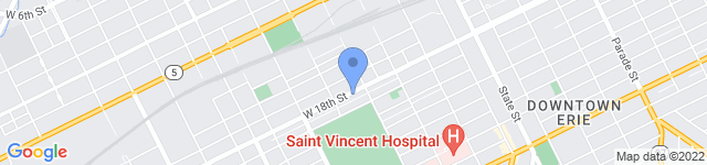 Sisters of Saint Joseph Neighborhood Network is located at 425 West 18th Street, Erie, PA 16502