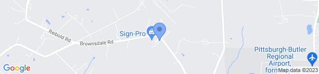 Carbinite Metal Coatings is located at 463 Brownsdale Road, Unit 1, Renfrew, PA 16053 0