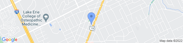 Family Services of NW PA is located at 5100 Peach Street, Erie, PA 16509