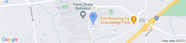 Penn State Behrend Youth Education Outreach is located at 5101 Jordan Road, Erie , PA 16563 0