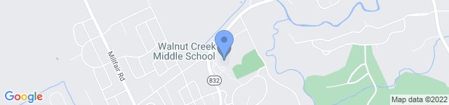 Walnut Creek Middle School is located at 5901 Sterrettania Rd, Erie, PA 16415