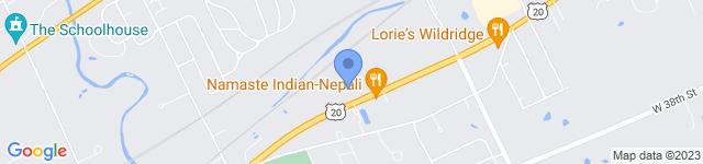 Erie Molded Plastics, Inc is located at 6020 West Ridge Road, Erie, PA 16506 0