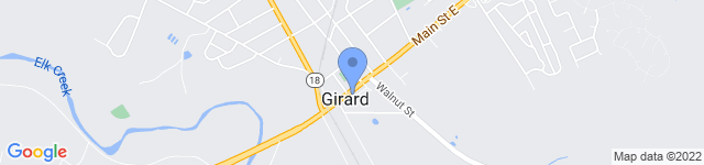Career Concepts Girard is located at 71 Main Street West, Girard, PA 16417