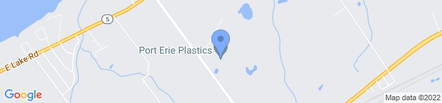 Port Erie Plastics is located at 909 Troupe Rd., Harborcreek, PA 16421 0