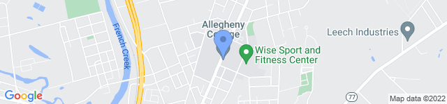 EmergyCare is located at Held at Allegheny College in Meadville PA (Contact EmergyCare for information), Meadville, PA  0