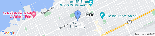Erie Together is located at University Square, Erie, PA 16541