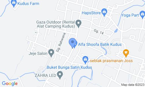 Peta Alamat