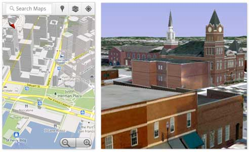 Google cities in 3d program cities image gumiabroncs Choice Image
