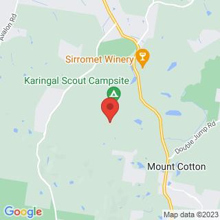 Laser Laser Skirmish Mt Cotton Location Map