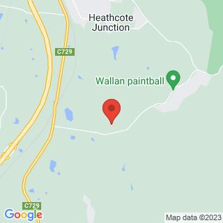Laser Wallan, VIC Location Map