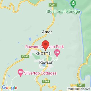 Paintball Rawson, VIC Location Map