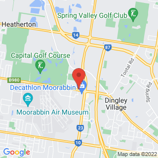 Paintball Moorabbin, Melbourne, VIC Location Map