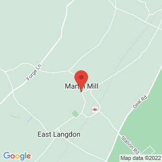 Clay Pigeon Shooting Dover, Kent Location Map