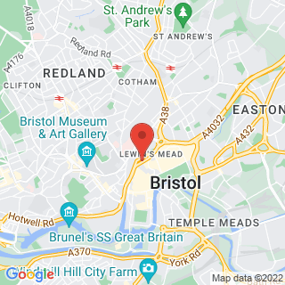 Airsoft Bristol Location Map