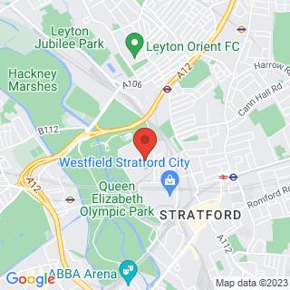 Laser Stratford Location Map