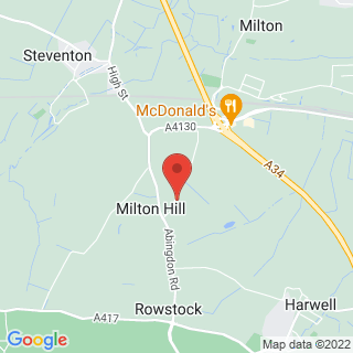 Quad Biking Didcot, Oxfordshire Location Map