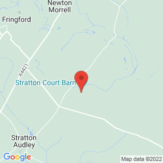 Off Road Karting Bicester, Oxfordshire Location Map