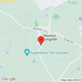 Quads Newton Longville Location Map