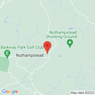 Clay Pigeon Shooting Royston, Hertfordshire Location Map