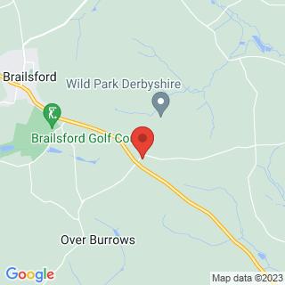 Quad Biking Derby, Derbyshire Location Map