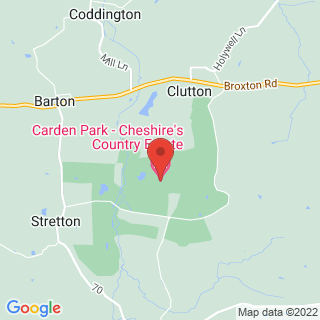 Quad Biking Malpas, Cheshire Location Map