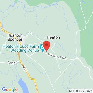 Zorbing Macclesfield Location Map