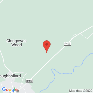 Clay Pigeon Shooting Clane, Co. Kildare Location Map