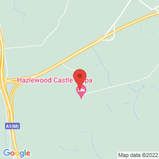 Paintball Tadcaster, North Yorkshire Location Map