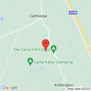 Quad Biking Bedale, North Yorkshire Location Map
