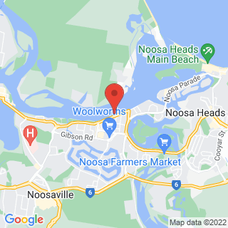 Jet Skiing Noosa Jet Ski Hire  Location Map