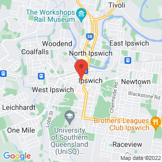 Hot Air Ballooning Ipswich, Location Map