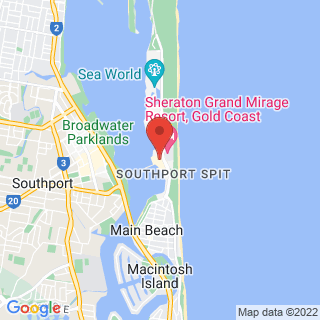 Powerboat Ocean Jet Boating Location Map