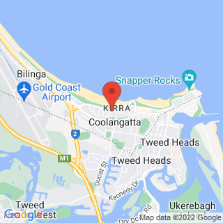 Skydiving Gold Coast, QLD Location Map