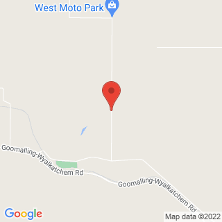 Motorbikes West Moto Park Location Map