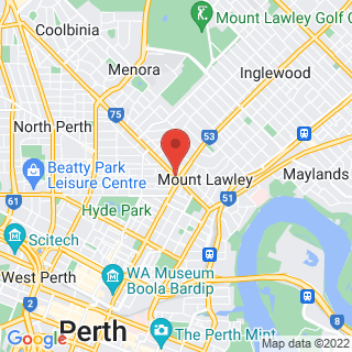 Quads Perth Quad Bike Tours Location Map