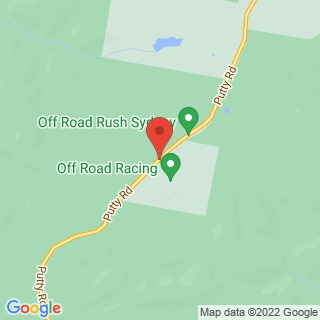 Paintball Colo Heights NSW Location Map