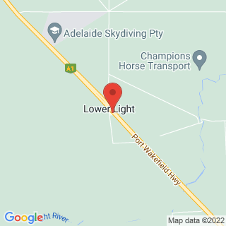 Skydiving Adelaide Tandem Skydiving Location Map