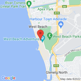 High Ropes Course Mega Adventure Park Adelaide PTY LTD Location Map