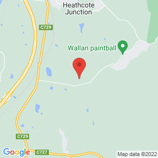 Laser Wallan, VIC Location Map