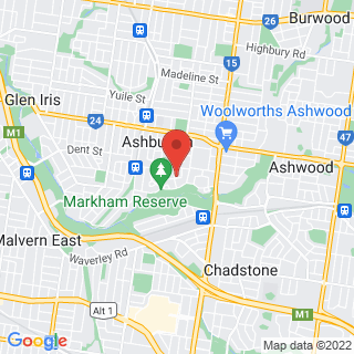 Rock Climbing Melbourne Climbing School Location Map