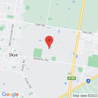 Laser Skye, Victoria Location Map