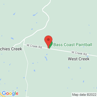 Paintball Wonthaggi, VIC Location Map