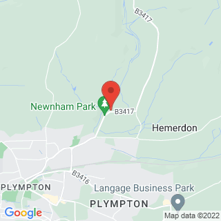 Clay Pigeon Shooting Plymouth, Devon Location Map