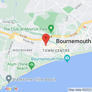 Escape Games Bournemouth Location Map