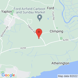 Axe Throwing Littlehampton  Location Map