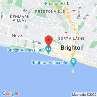 Escape Games Brighton Location Map